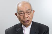 がん治療の権威、垣添忠生さん(撮影/矢口和也)