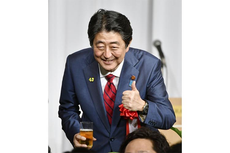 「妻パート代25万円」発言の安倍首相、大学時代の金銭的苦労