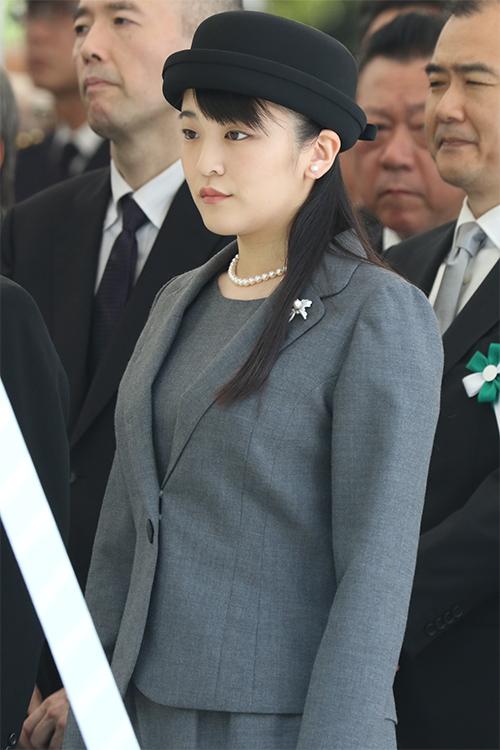長女 秋篠宮