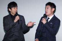 人気子役だった伊藤(右)の方が芸歴は長いが、西島を先輩として慕っている