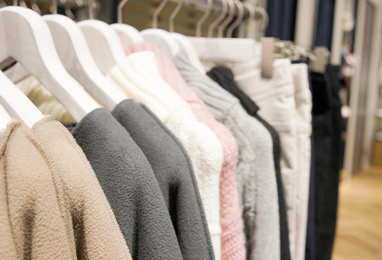 レンタル服は保管場所を確保する必要がないのも便利
