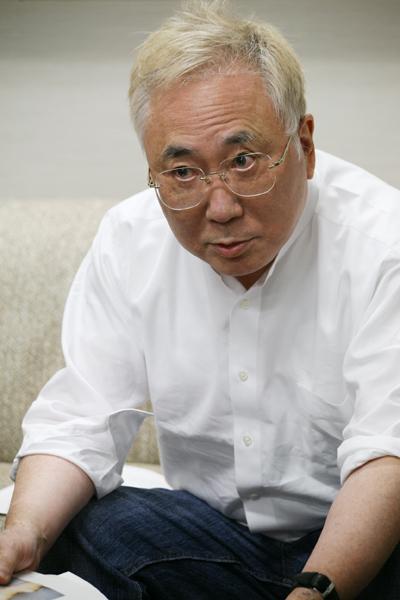 香港のデモについて語る高須院長