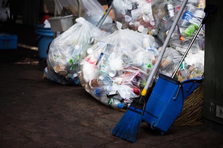 ゴミ置き場の清掃状況などで組合運営の質が分かる
