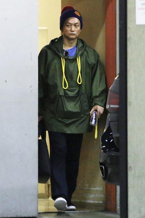 ジャニーズ事務所を退所して活動を続ける香取慎吾(写真は昨年12月)