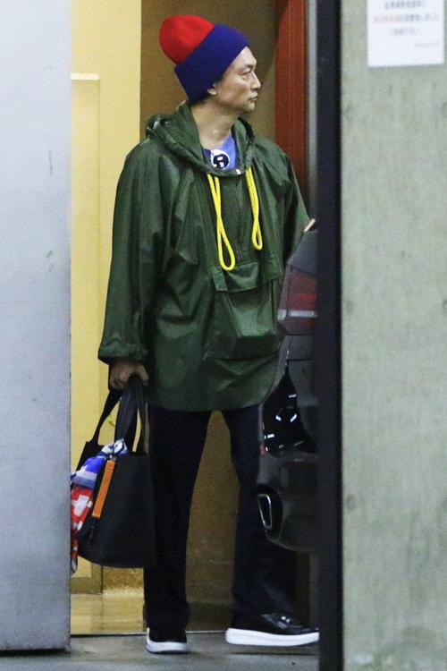 ジャニー社長の訃報に沈黙を守ったままの香取慎吾(写真は昨年12月)