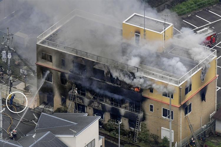 火災は30人以上の命を奪った