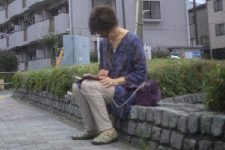 三雲孝江アナ、高級住宅地の生け垣に座りポケモンGOに夢中|NEWSポスト ...