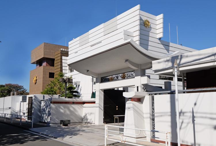 真如苑(東京都立川市)