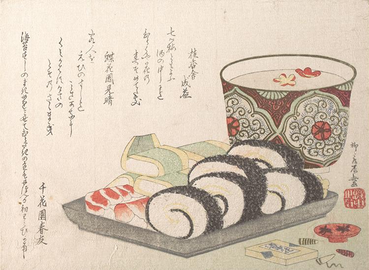 江戸時代の食文化は大きく発展を遂げた