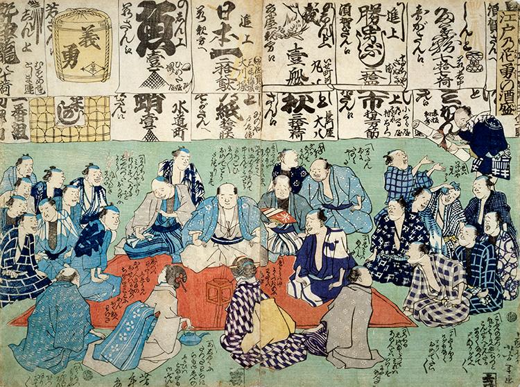 江戸時代のアルコール度数は現代の約半分だった