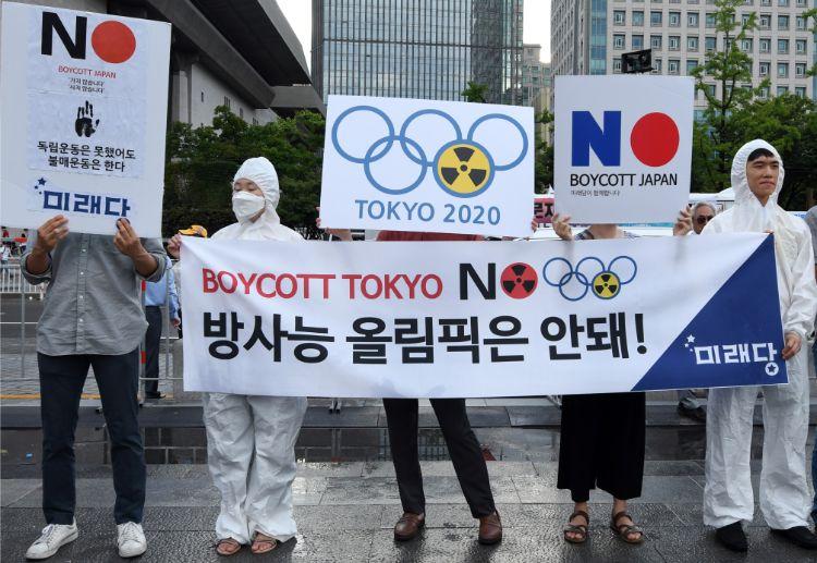 反日一色に染まる韓国で売れている本とは?(Penta Press/時事通信フォト)