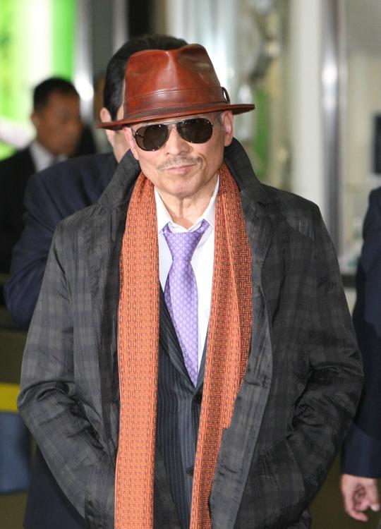 六代目山口組・司忍組長(時事通信フォト)