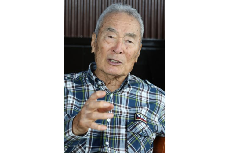 金田正一氏、7月に心筋梗塞で緊急入院「死ぬかと思ったよ」