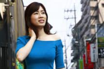 人妻系女優・奥田咲 148cmの咲きみだれグラビア