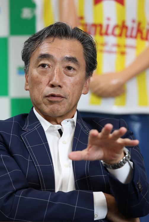 ファミリーマートの澤田貴司・社長
