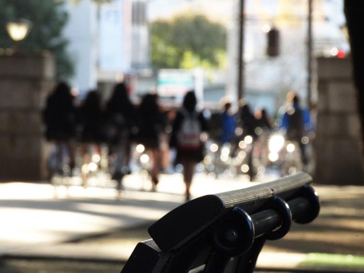 高校募集停止や共学化など中高一貫校の形態は様変わりしている(写真はイメージ)
