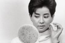 国民的女優・吉永小百合の自然な表情を捉えた