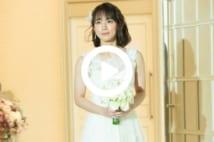 【動画】吉岡里帆のウエディングドレス これは結婚したい!写真4枚