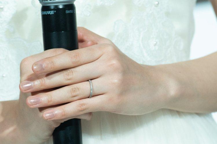 吉岡里帆の左薬指に指輪!