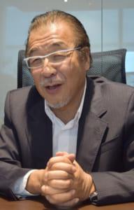 ドン・キホーテ創業者の安田隆夫氏(時事通信フォト)