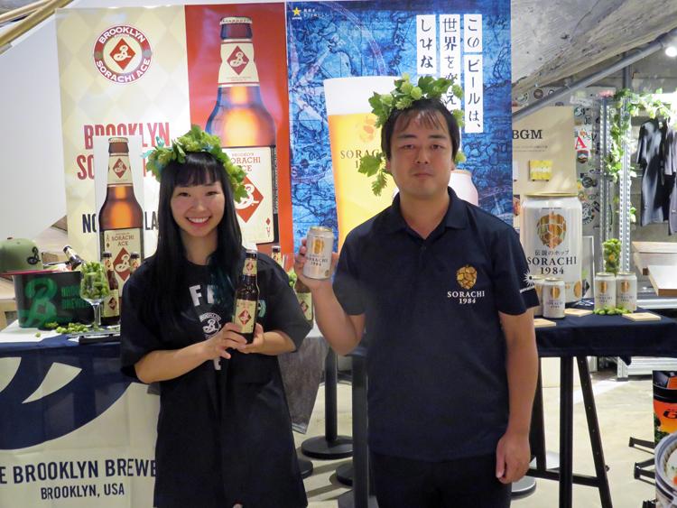 クラフトビール市場の拡大を目指してタッグを組むキリンとサッポロ