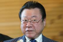 桜田義孝・衆院議員(時事通信フォト)