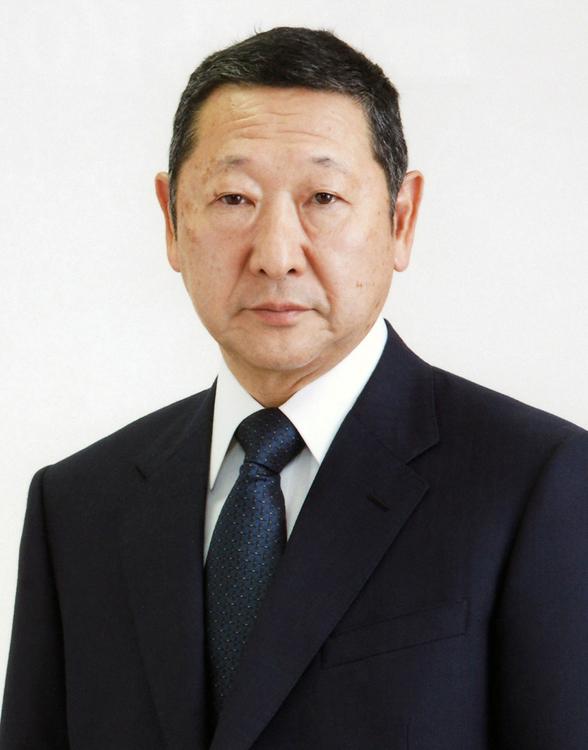西武HDの後藤高志・社長(東京大学ラグビー部出身。写真/時事通信フォト)