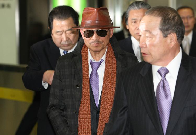 六代目山口組No.2、高山清司若頭「10月18日出所」の情報|NEWS ...