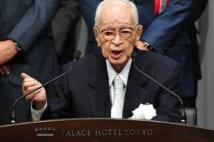 渡辺恒雄氏は御年93歳(共同通信社)