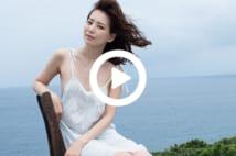 【動画】美人ライター・ナミ 沖縄でドキドキのグラビア挑戦