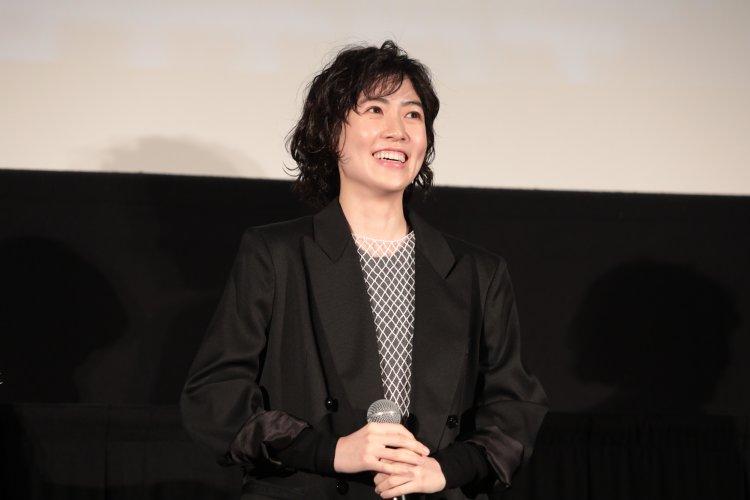 映画『新聞記者』出演のシム・ウンギョン