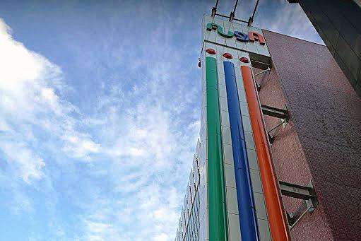 2001年にオープンした青森の再開発ビル「アウガ」