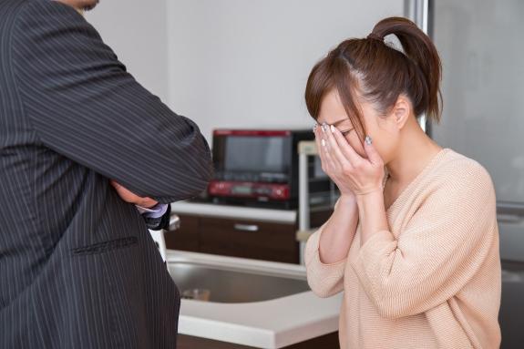 夫の「心ない一言」で夫婦関係が一気に冷めることも