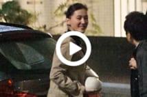 【動画】綾瀬はるか 紅白司会が発表された夜の笑顔のおだんご姿