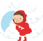 【保育監修】保育園は休めない!台風がきても休園できない裏事情