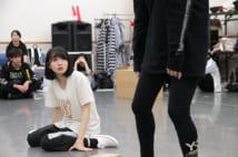 「乃木坂46に長く在籍したのは自分でもビックリ」と語る井上(撮影/平野哲郎)