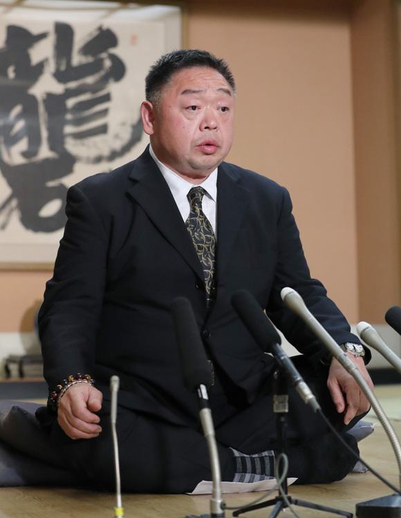 千賀ノ浦親方の指導力が問われる(写真/時事通信フォト)