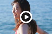 【動画】愛媛の美しすぎるレポーター上本沙緒里 水着写真4枚