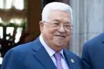 パレスチナからアッバス議長も訪れる(写真/時事通信フォト)