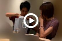 【動画】大林素子 22歳年下俳優との 「寿司デート」でアタック?