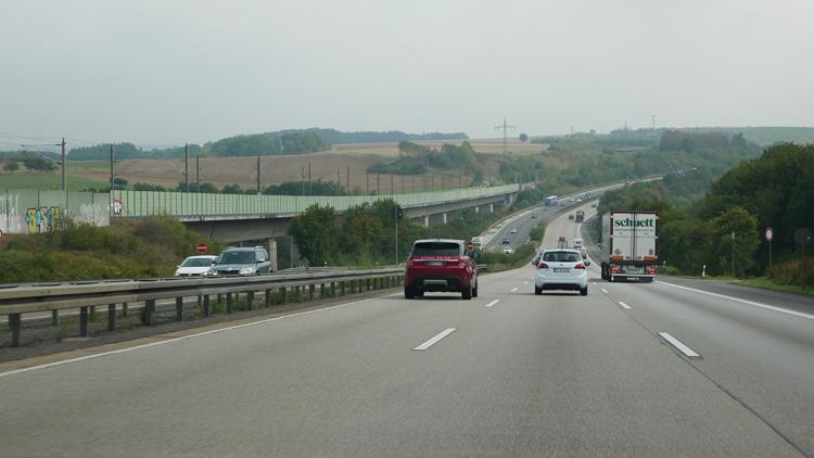 ドイツの自動車高速道路、アウトバーン