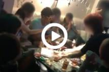 【動画】はあちゅう出産前 しみけんが深夜の歌舞伎町パーティー