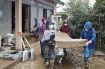 台風19号は各地に甚大な被害をもたらした(写真/共同通信社)