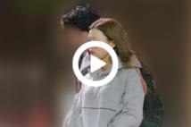【動画】上田桃子、来年結婚か? 幸せいっぱいツーショット