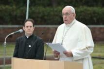 ローマ教皇の世界への発信力は絶大