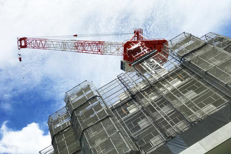 需給バランスが崩れても建ち続ける新築マンション