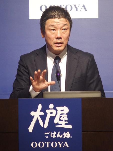 創業家と骨肉の争いを繰り広げた窪田健一・現社長