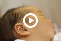 【動画】67歳女性が女児を出産! 赤ちゃんの名前は…