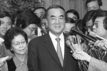 中曽根元首相死去 「首相と恋人は私が選ぶ」「不沈空母」「死んだふり」「政治的テロ」…流行語になった名言も