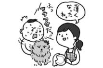 妻に薄毛を指摘された夫の反応、イジケたり怒ったりする